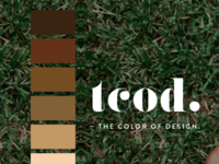 tcod — The Color Of Design