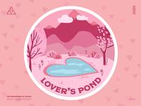 The Branding of Zelda: Lover's Pond Sticker