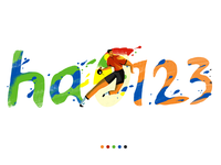 Hao123 Doodle - Rio Olympic Games