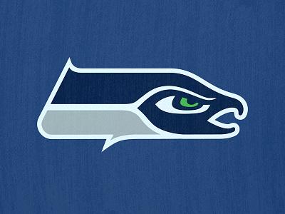 Seattle Salmon logo seahawks fish salmon team 12