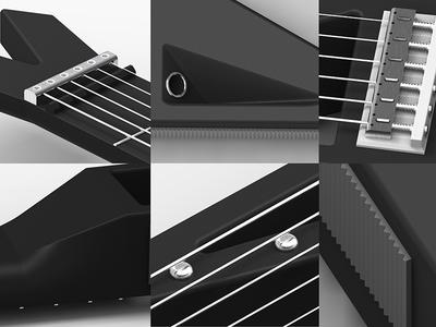 Shifter Guitar Details
