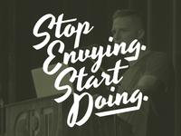 Stop Envying