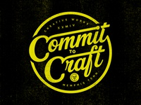 Commit To Craft