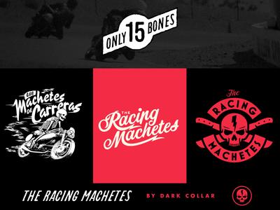 Machete Tees racing machetes logos vintage motorcycle apparel tees buy t-shirts