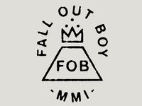 Fall Out Boy Seal