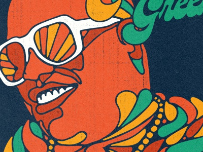 Ladykiller cee lo green ladykiller vintage groove seventies 70s hippy psychadelic funk funky colorful