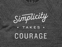 Simplicity Shirts