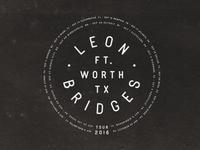 Leon Bridges Stamp