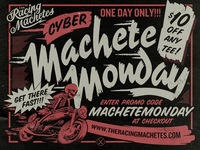 Machete Monday!