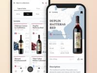 Concept App Wine