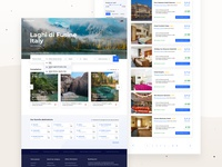 Booking.com — Redesign Concept