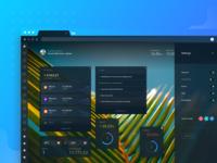 Able - crypto dashboard