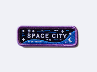 Space City Patch