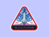 MacroFab Sticker