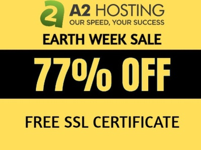 A2Hosting Earth Week Sale a2hosting earth week sale a2hosting earth week sale
