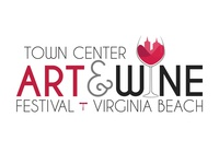 Town Center Art & Wine Festival Logo