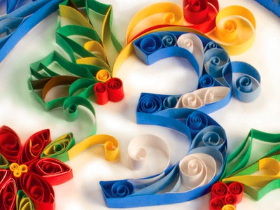 Christmas Paper Quilling