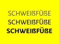Carole Schweißfüße