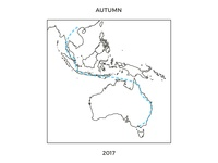 Autumn in Australasia