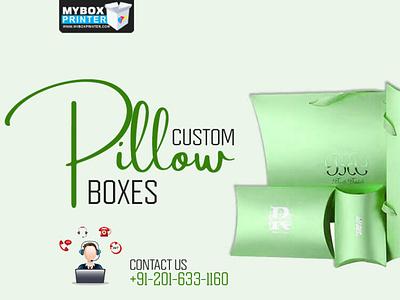 Custom Pillow Boxes pillow boxes