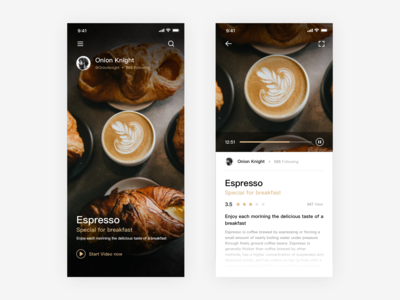 App Coffeevideo