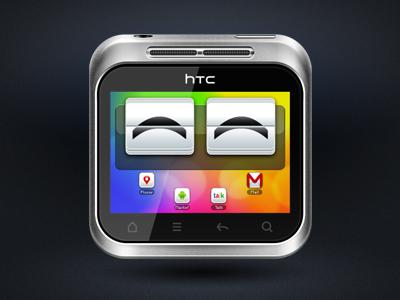 Htc icon