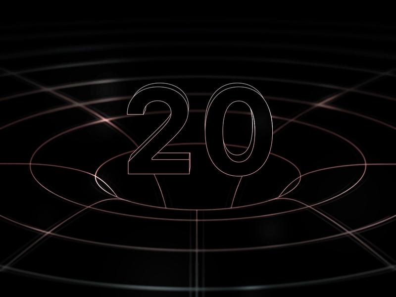 Digit 20