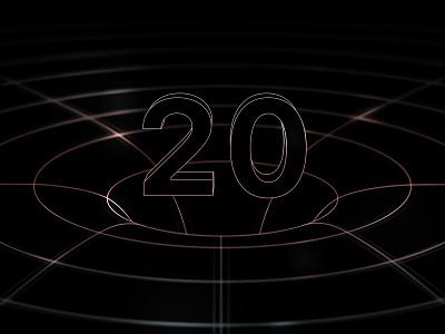 Digit 20 digit practice number 19