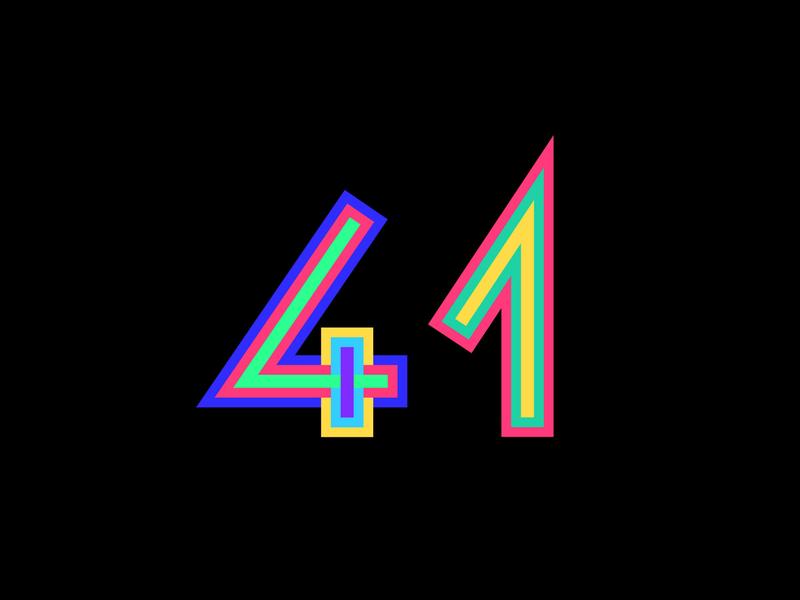 Digit 41