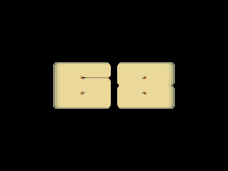 Digit 68 digit number 68