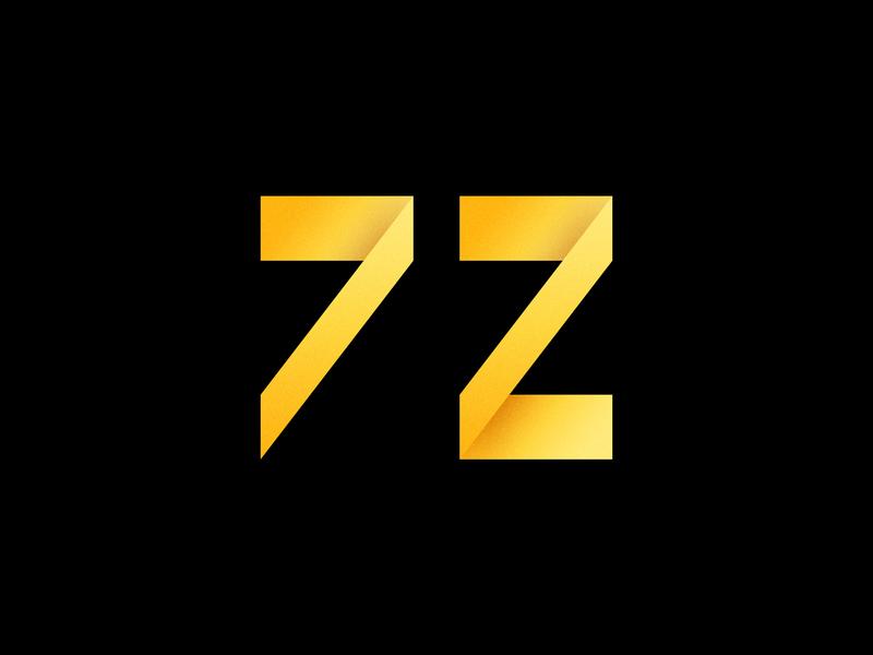 Digit 72 practice number digit 72