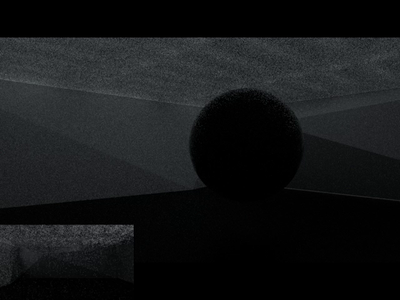 Fig. 31 Room: Animation tests art practice sphere abstract model modo render 3d