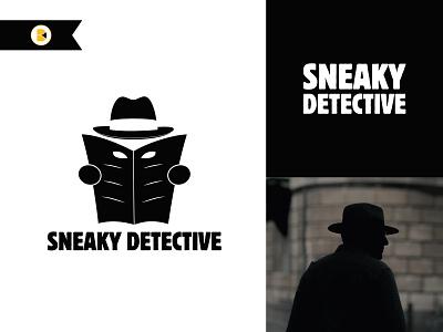 Detective Agency Logo power sophistication logo design graphic design anonymous inspiration icon logotype secret detective agency branding creative minimal logo detective logo