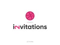 x2 invitations