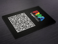 RWA Business Card