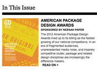 GDUSA Package Design Awards