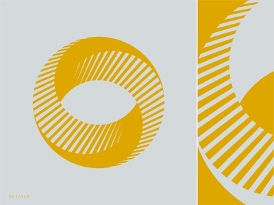 Creativity in Motion one-color creativity circle shadow motion eye eyeball eyes logo