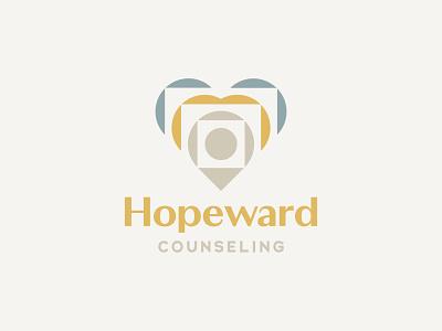 Hopeward Counseling heart hope bird release help woman man human counseling