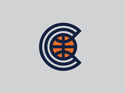 Central Christian Church Basketball League church wiens c basketball logo