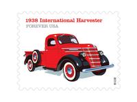Lyons Dribbble USPS '38 Harvester