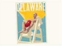 Lyons Dribbble Delaware