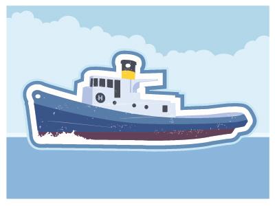 Mr Tugboat