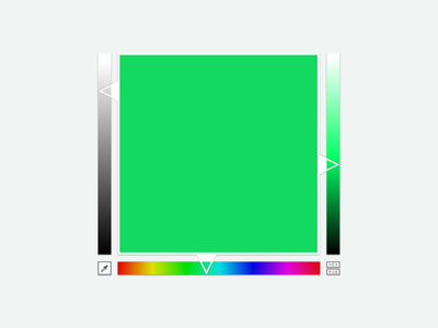 Color Picker - 060 color picker dailyui 060 color