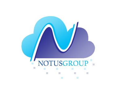 Cloud Logo cloud blue azure type logo