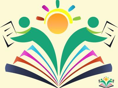 Icon for a reading app v2 logo branding reading icon
