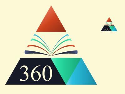 Book app icon design logo branding icon reading book