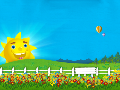 Sun shiny day branding background sun illustration