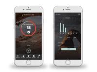 Healthcheck 360 mobile design