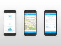 Zingo App UI