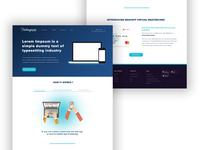 Landing Page - Bdayapp